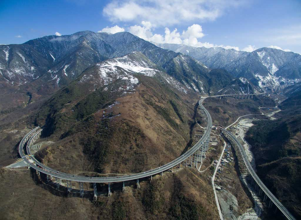 China home to over half of the world's longest bridges