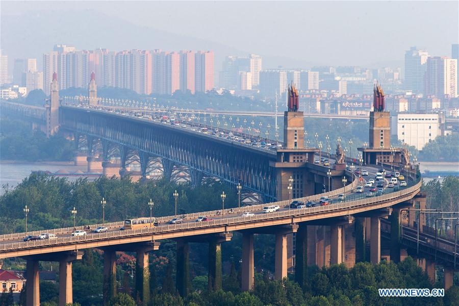 Nanjing Yangtze River Bridge to be closed for repair
