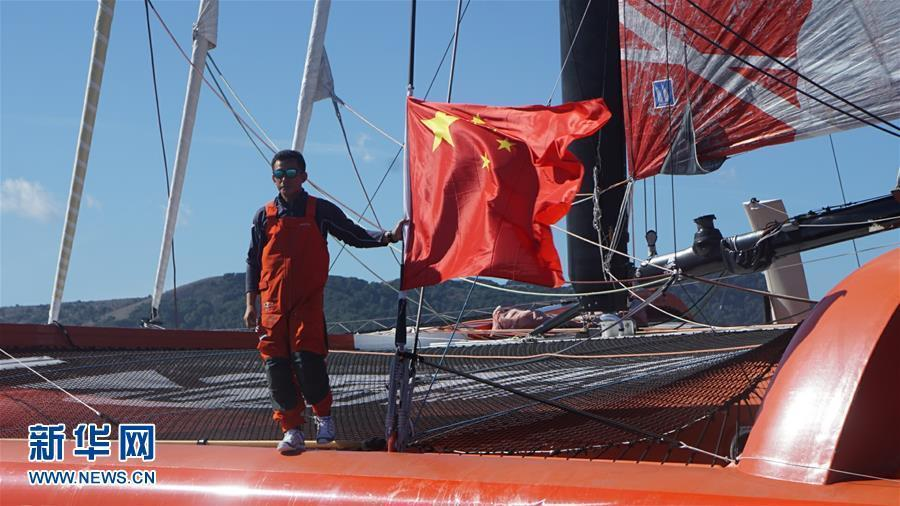 Chinese mariner on record-breaking voyage goes missing, vessel found