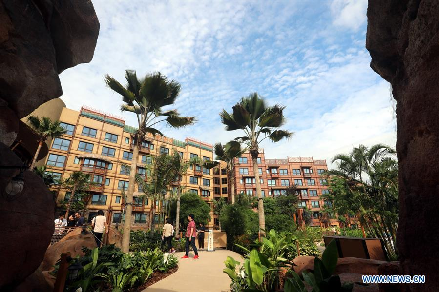 Disney Explorers Lodge opens to public in HK