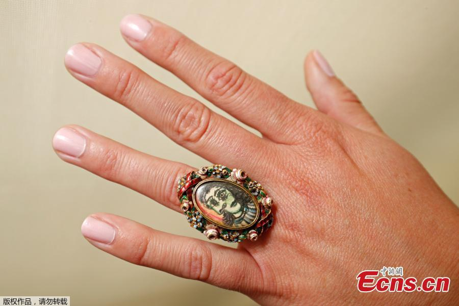 Ring designed by Pablo Picasso goes up for auction
