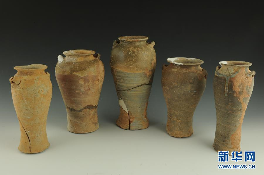 China's major archaeological finds in last five years (part 2)
