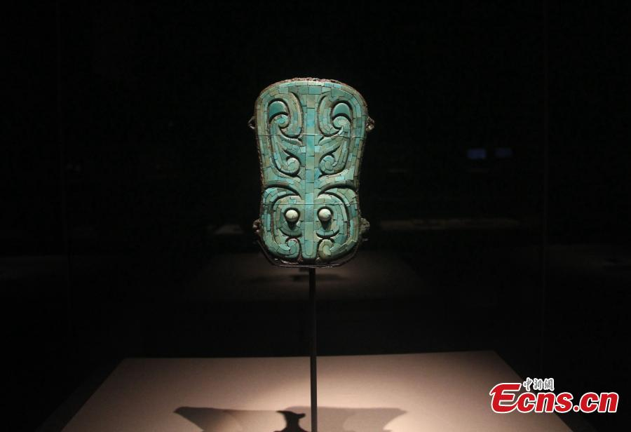 Largest show of jade relics from the Xia and Shang dynasties