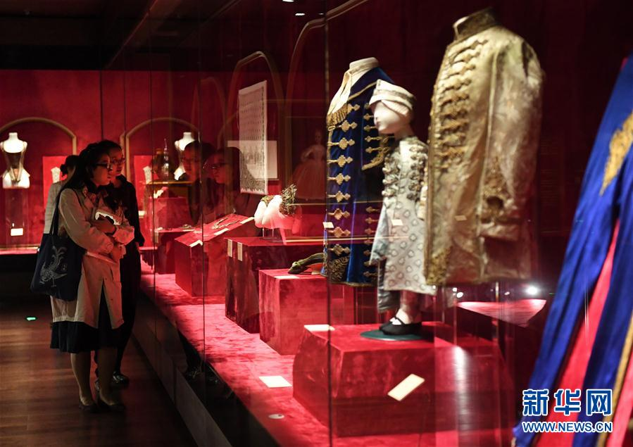 Exhibition shows Princess Sissi and her life in China