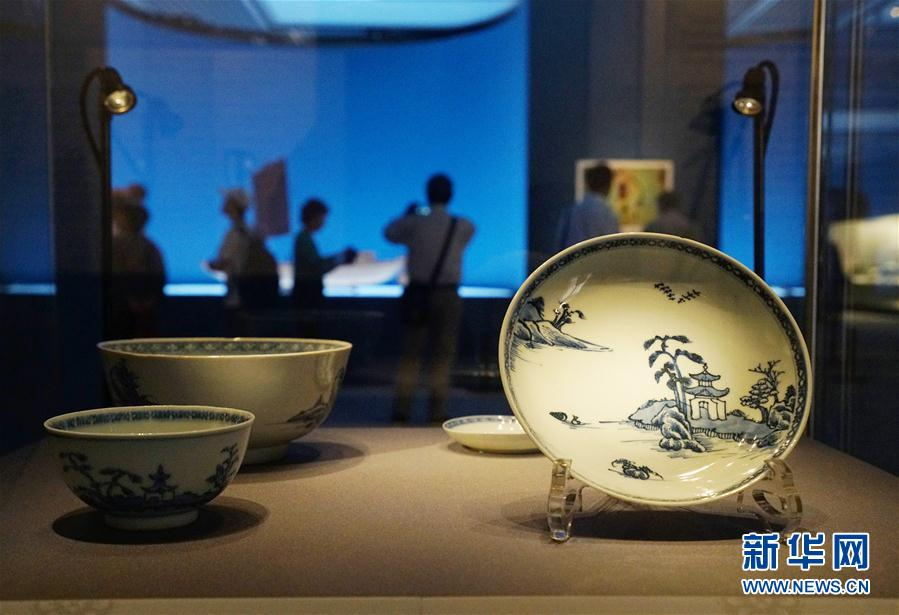 Discover treasures from Maritime Silk Road in Nanjing