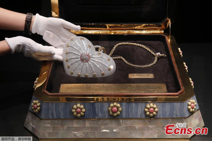 World's most expensive handbag up for sale