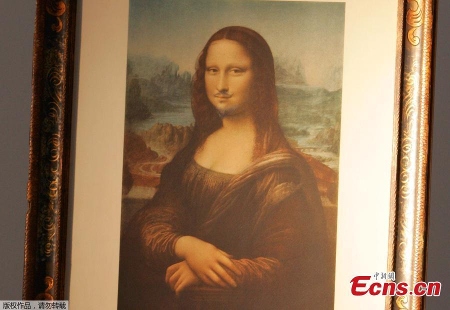 Marcel Duchamp's moustachioed Mona Lisa sells for $750,000
