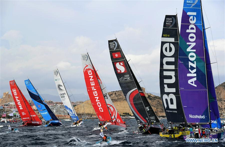 Seven teams join Volvo Ocean Race