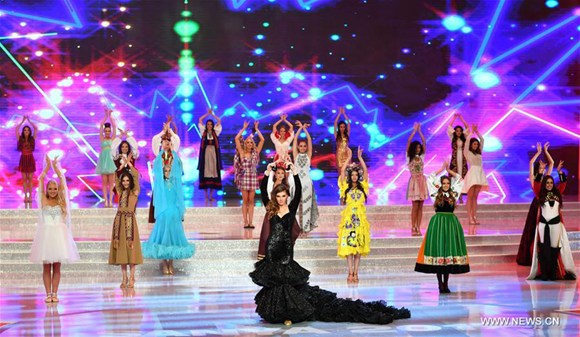 67th Miss World Competition held in Hainan Province