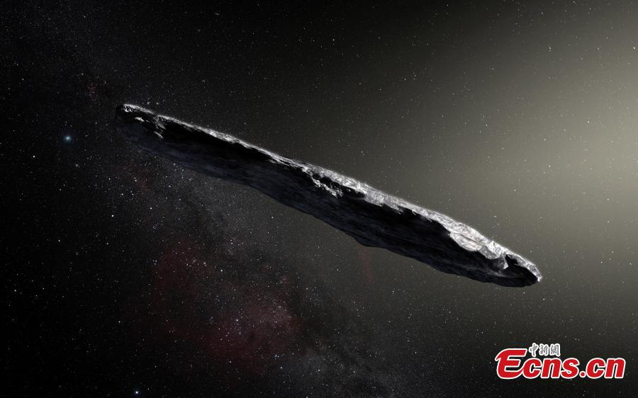 'Oumuamua, the first observed interstellar visitor to our solar system