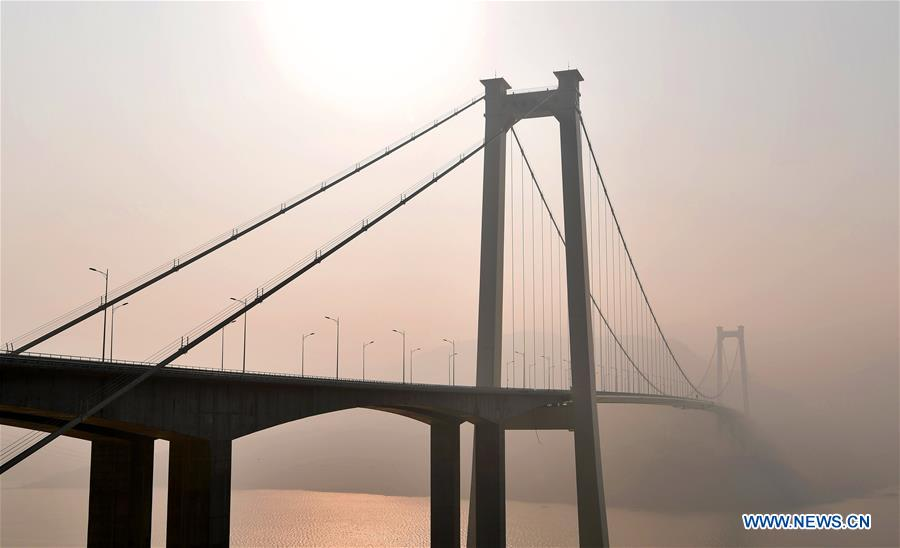 Highway linking Hubei and Chongqing to be opened