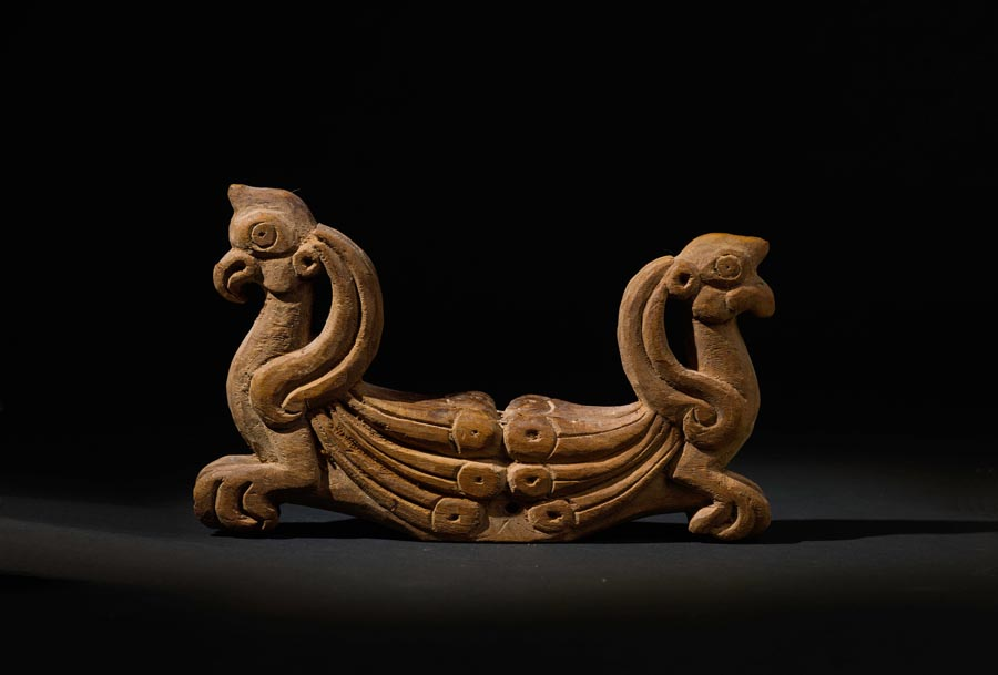 Silk Road relics: Shanghai exhibition shows items from Kushan Dynasty