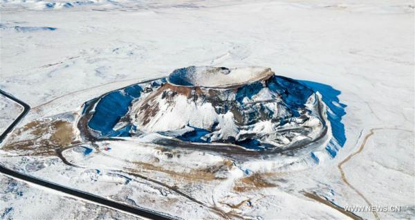 A look at N China's Ulan Hada volcano group