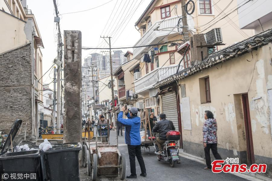 Shanghai's 'biggest cultural relics discovery' excites historians