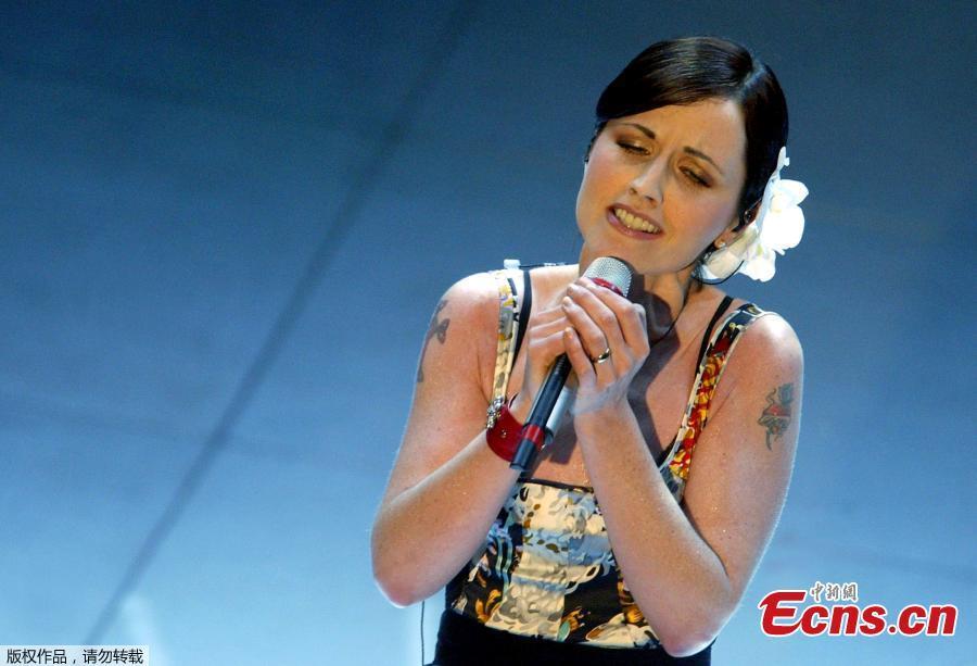 The Cranberries singer Dolores O'Riordan dead at 46