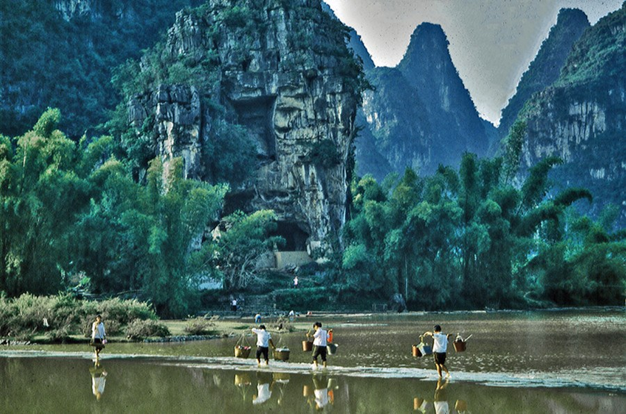 Yangshuo: A scenic Li River town transforming into a major tourist destination