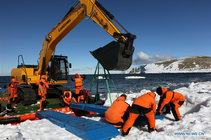 China's 5th Antarctic research station to begin construction