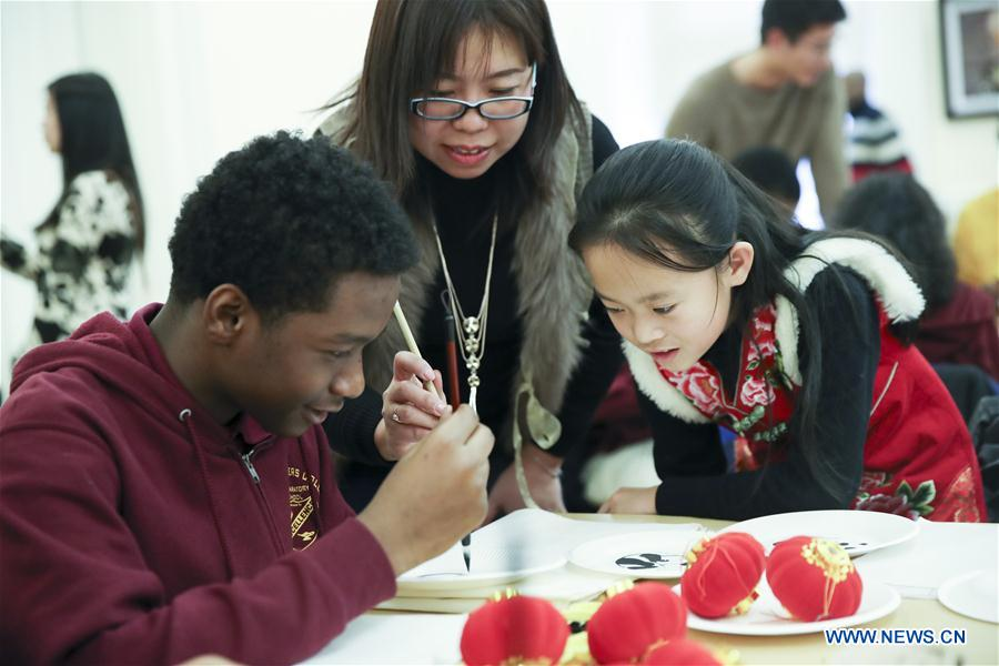 Students from China, US take part in culture exchange event in New York
