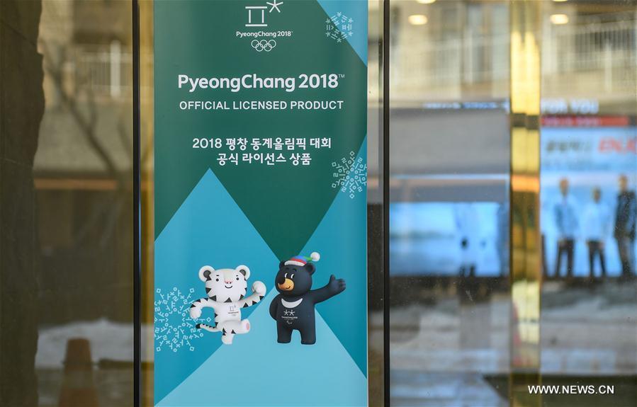 Meet mascots 'Soohorang' and 'Bandabi' for PyeongChang Games