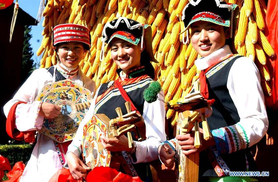 Spring Festival: time to show charm of diversification with 56 ethnic groups