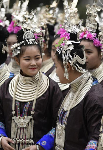 Duoye: traditional celebration of Dong ethnic group