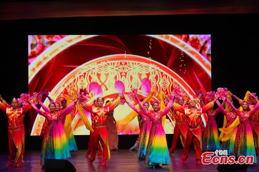 2018 Spring Festival gala for overseas Chinese held in London