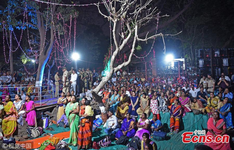 Elephanta Island finally receives gift of electricity