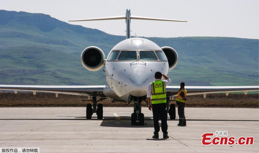 Direct foreign air links restored with Iraqi Kurdistan