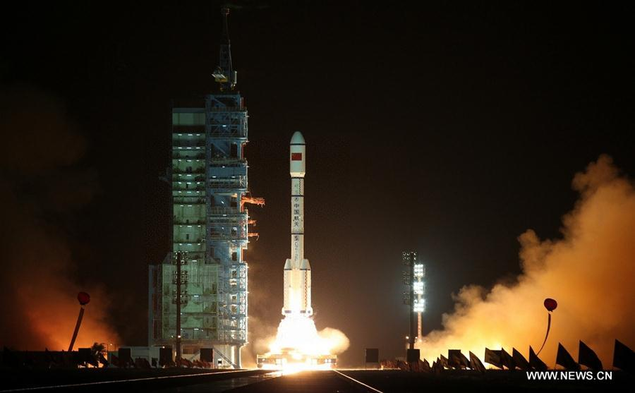 Farewell, Tiangong-1