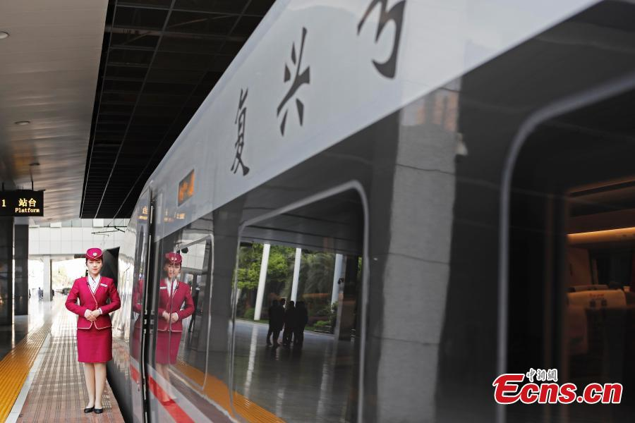 China starts new train schedule today