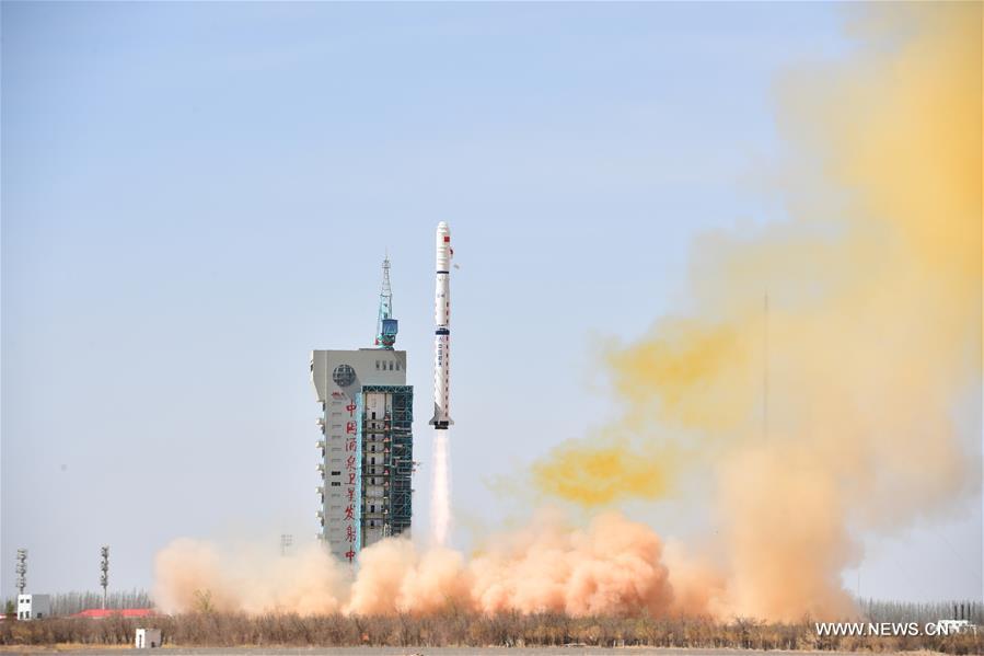 China launches Yaogan-31 remote sensing satellites