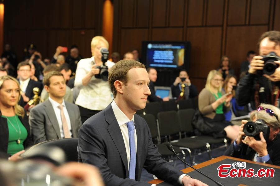 Zuckerberg repeats apologies in Senate hearing