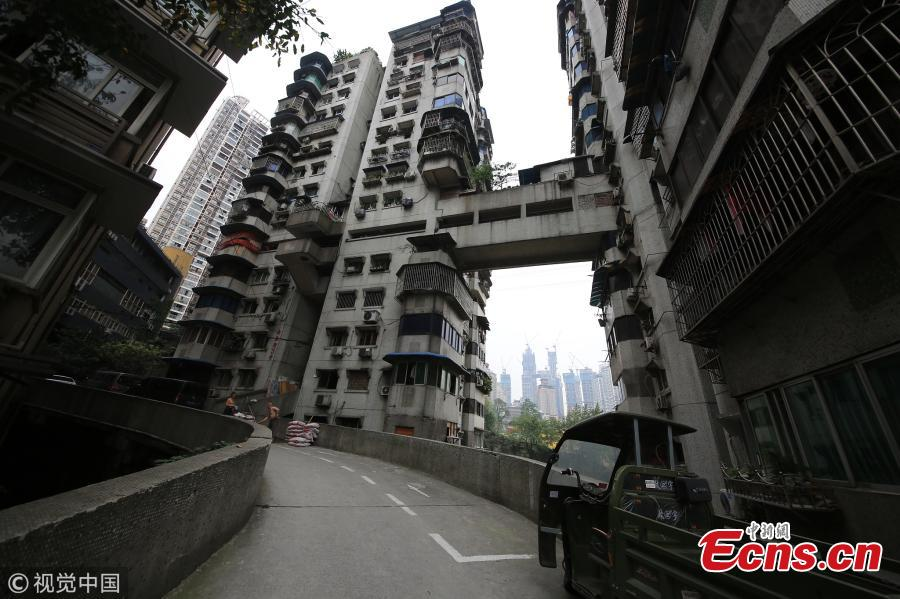 24-floor skyscrapers rise to fame for having no elevators