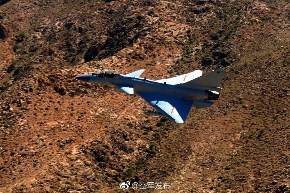 China's new multi-role fighter jet J-10C begins combat duty