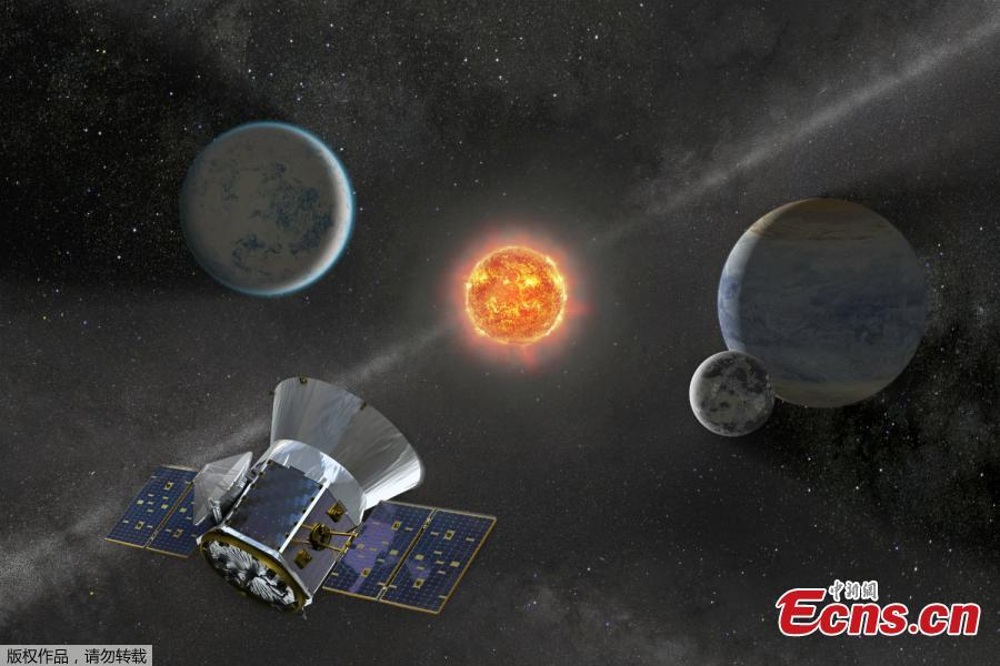NASA's exoplanet-hunting satellite to be launched