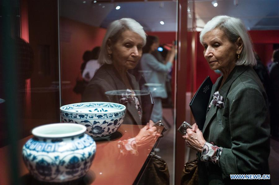 Exhibition 'Ming Dynasty: The Radiance of Knowledge' held in Moscow