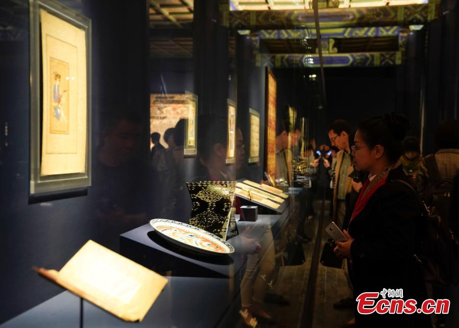 Palace Museum shows Al Thani treasures