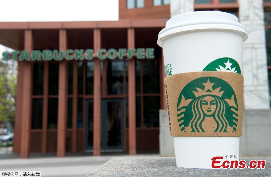 Starbucks to close 8,000 U.S. stores for one afternoon for racial-bias training