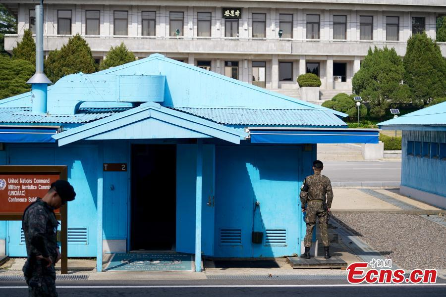 S. Korea, DPRK to hold summit in Panmunjom