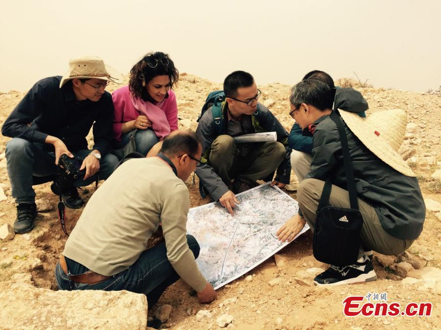 Space archaeology finds 10 ancient Roman ruins in Tunisia