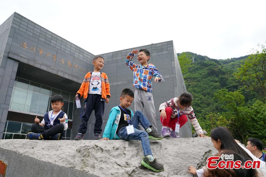 New life in post-quake Yingxiu Town