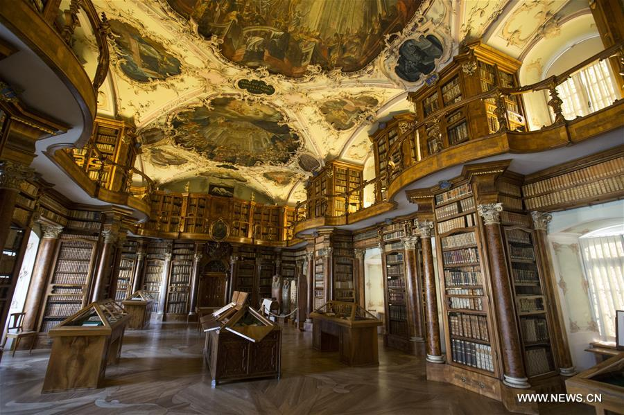 Look inside the richest and oldest Library in the world