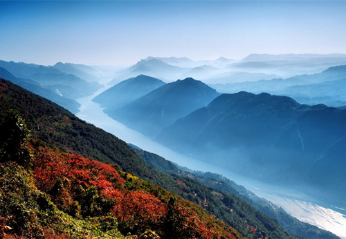 National geopark of 354 square kilometers opens in Hubei