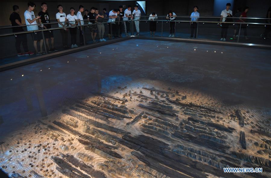 China Nanhai Museum opens
