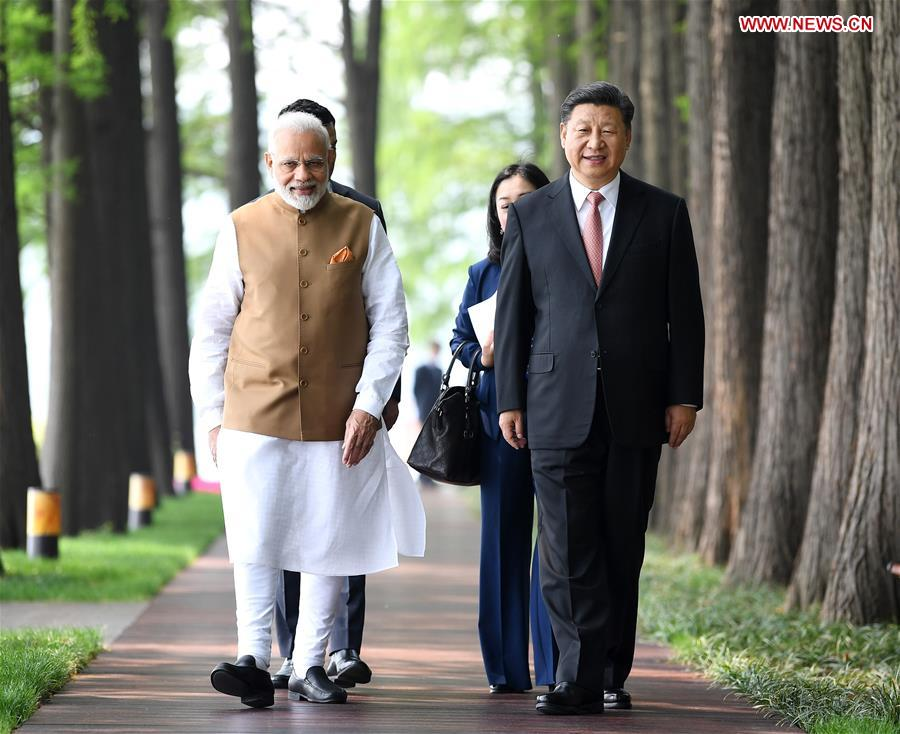 Xi-Modi informal meeting underscores mutual trust