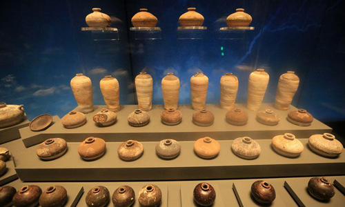 Over 10,000 relics from ancient sunken ship on show