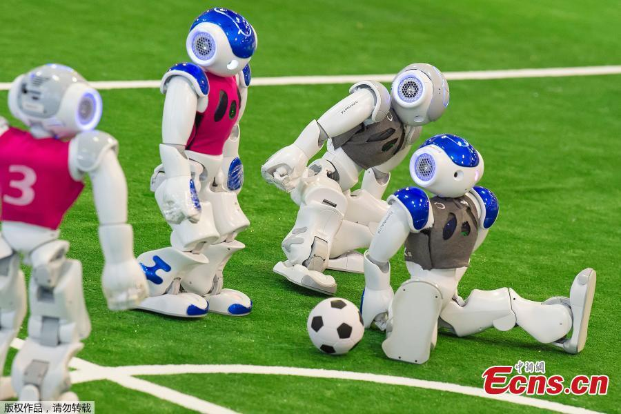 200 teams compete in RoboCup GermanOpen