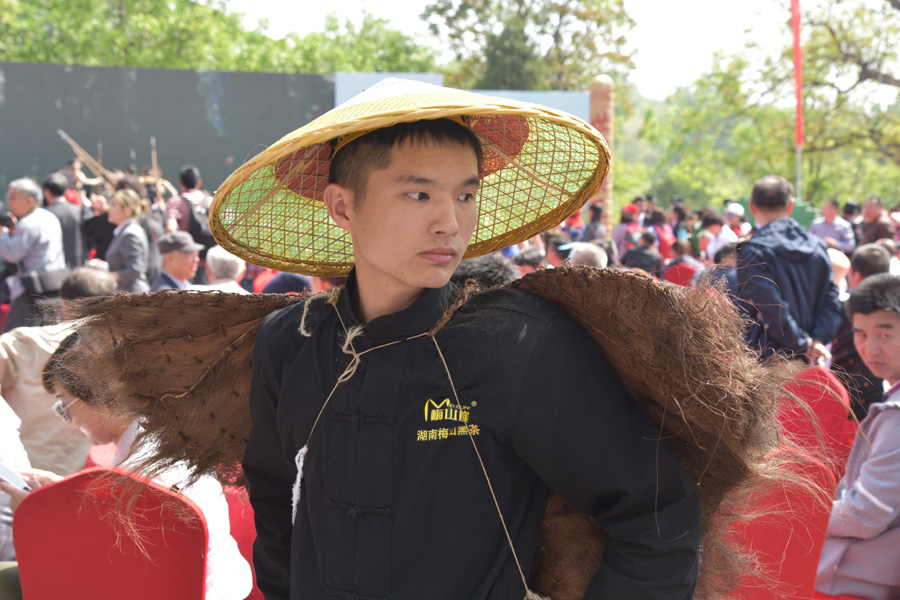 Dark tea festival boosts tea culture, industry in Anhua