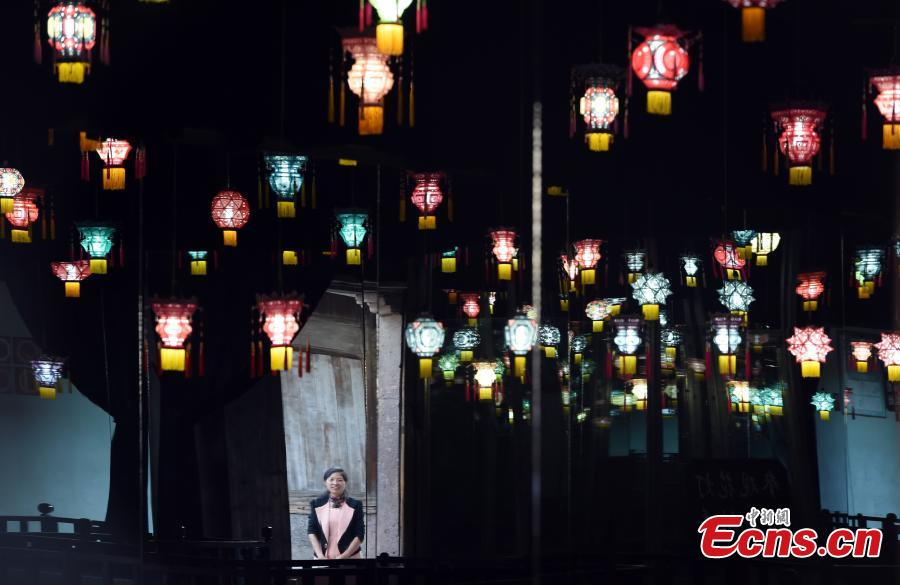 81-year-old keeps ancient frameless lantern craft alive