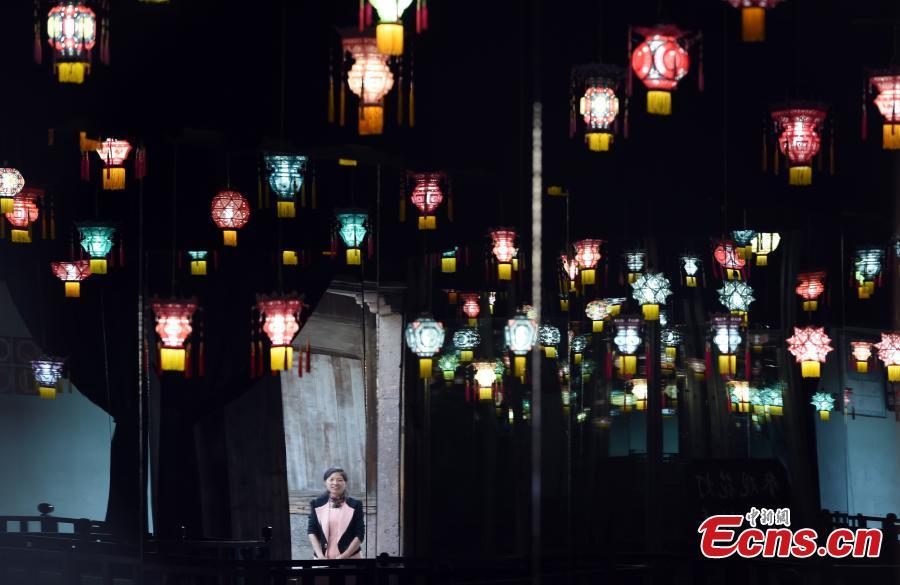 81-year-old keeps ancient frameless lantern craft alive